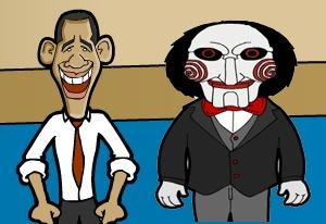 Obama and Pigsaw's Game