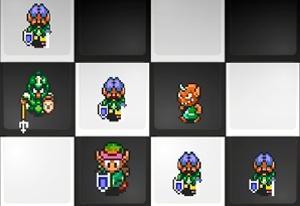 The Legend of Zelda: Chess
