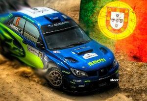 Flash Rally Portugal Rally