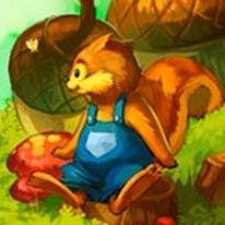 Irutia: Little Squirrel