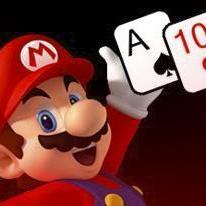 Super Mario Blackjack