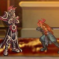 DNF Dungeon Warrior Fusion