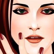 Top Nails With Kristen Stewart