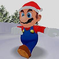 Super Mario Noel: Huida del Polo Norte