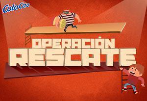 Cola Cao Operación Rescate