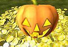 Halloween Coin Machine
