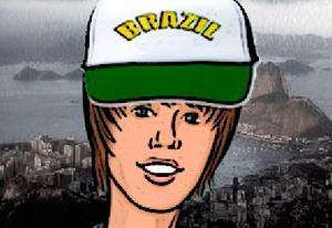 Hurt Ragdoll Bieber in Brazil