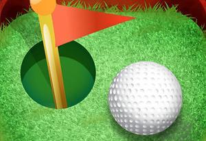 Mini World of Golf Ball