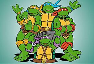 Teenage Mutant Ninja Turtles Classic