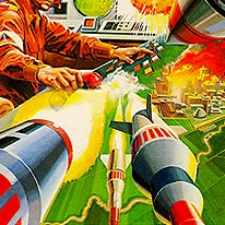 Missile Command Atari