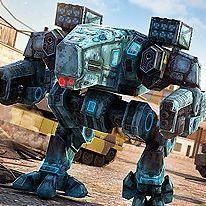 Real Mech Robot Steel War 3D