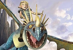DreamWorks Dragons: Wild Skies