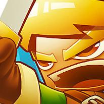 Legendary Warrior: Goblin Rush