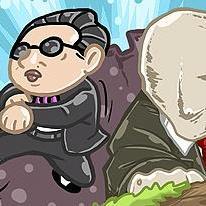Oppa Gangnam Run