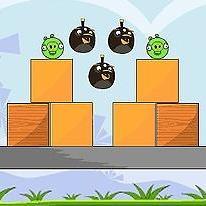 Angry Birds Bombs