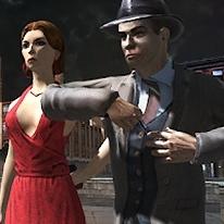 Mafia Trick and Blood