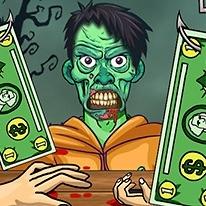 Handless Millionnaire Zombie Food