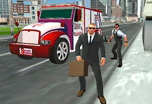 Cash Transport Simulator