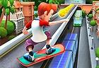 Skateboard Surfers