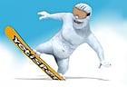 Yetisports: Snowboard Freeride