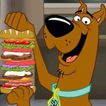scooby-doo-sandwich-stack