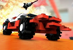 LEGO: Brick Car Crash Online