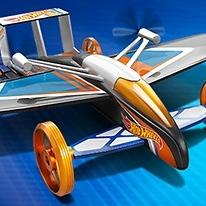 Hot Wheels: Street Hawk