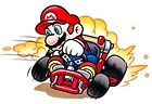 Super Mario Kart: Crazy Tracks