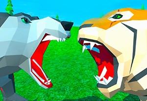 Wolf vs Tiger Simulator
