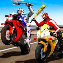 Moto Bike Attack Race Master 3D