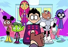 Teen Titans Go Zapping Run