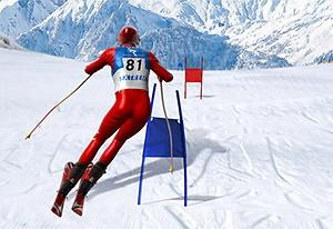 Slalom Ski Simulator
