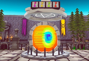 Shy Eye Labyrinth: Prototype