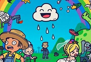 Rain on Your Parade: Prologue