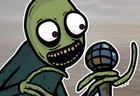 Friday Night Funkin' vs Salad Fingers