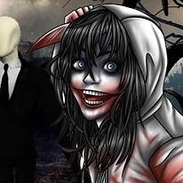 Jeff the Killer: The Hunt for the Slenderman