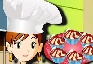 Sara s Cooking Class: Cherry Cup Cake
