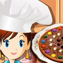 Sara s Cooking Class: Chocolate Pizza
