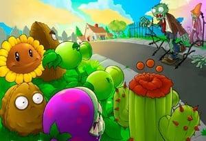 Plants vs Zombies TD