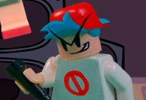 Friday Night Funkin' LEGO
