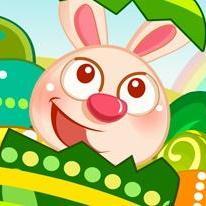 Easter Egg Rush